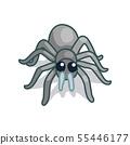 vector cartoon insect clip art 55446177