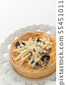치즈와 올리브 키쉬 로레 누 55451011