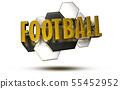 Football 3d. 55452952