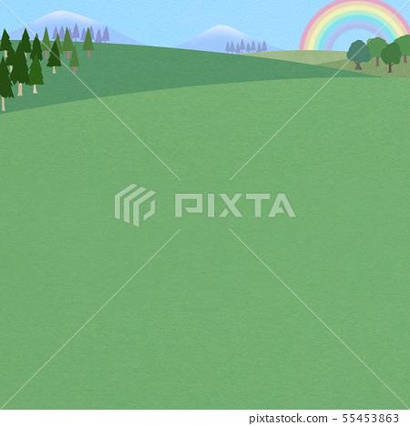背景 - 天空 - 彩虹 - 景觀 55453863