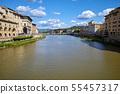 มุมมองจาก Ponte Vecchio ในฟลอเรนซ์ 55457317