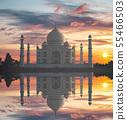 Taj Mahal 55466503