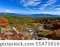 노리 쿠라 에코 라인의 秋景色 55473010