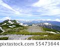 초여름의 노리 쿠라 大黒岳에서의 전망 (촬영지 : 노리 쿠라, 大黒岳) 55473644