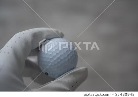 高爾夫球 55480948