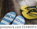 涼鞋 55480955