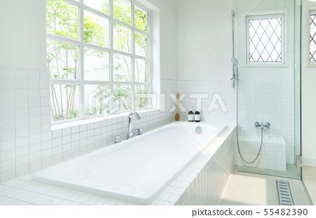 욕실 주택 인테리어 이미지 55482390