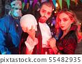 halloween, friends, people 55482935