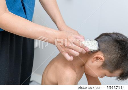 유아 이발 가위 55487114