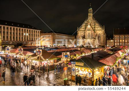 德國紐倫堡聖誕市場 55489244