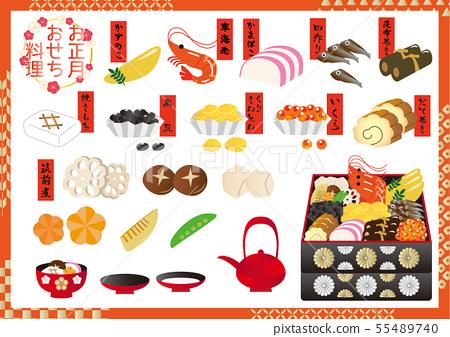 新年新年菜餚套餐 55489740