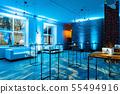 modern loft interior 55494916