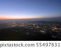 사라 쿠라 산에서의 거리 풍경 55497631
