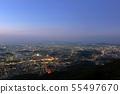 사라 쿠라 산에서의 거리 풍경 55497670