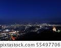사라 쿠라 산에서의 거리 풍경 55497706