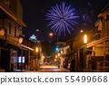 犬山城鎮和Kisogawa長期煙花 55499668
