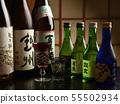 Japanese sake image 55502934