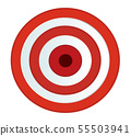 Target Archery vector 55503941