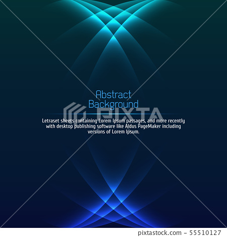 Abstract space background. 55510127