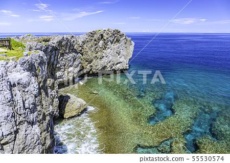 沖繩最北端的絕佳景色 55530574