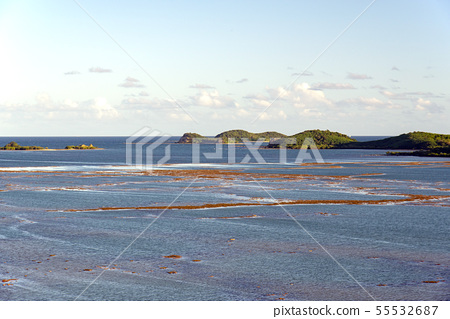 New Caledonia, Bay of Magenta Bay 55532687