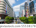 City view of Omiya Station West Exit 55538178