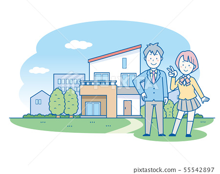 Home and student 55542897