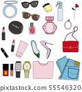 여성 화장품 패션 아이템 55546320