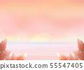 새벽 또는 일몰의 바다 55547405