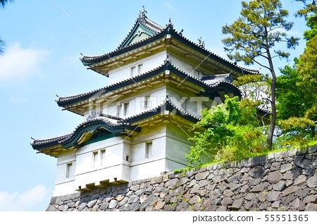 Fujimi Aoi Imperial Palace 55551365