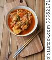 한국의 전통음식 닭도리탕, 닭볶음탕 55562171