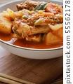 한국의 전통음식 닭도리탕, 닭볶음탕 55562178
