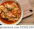 한국의 전통음식 닭도리탕, 닭볶음탕 55562194