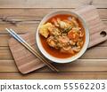 한국의 전통음식 닭도리탕, 닭볶음탕 55562203