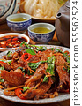 Stir-fried dried fish                        55562524