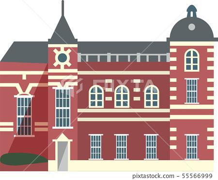 Iwate red brick 55566999