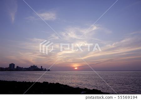 哈瓦那晚上視圖 55569194