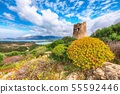 Fantastic view on Lagoon of Porto Giunco with 55592446
