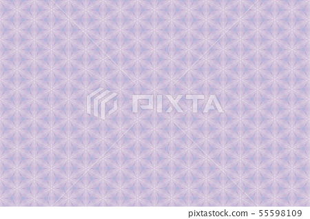 Floral pattern purple 55598109