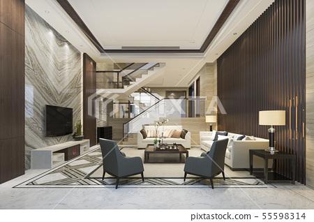 ood living room near bedroom upstair 55598314