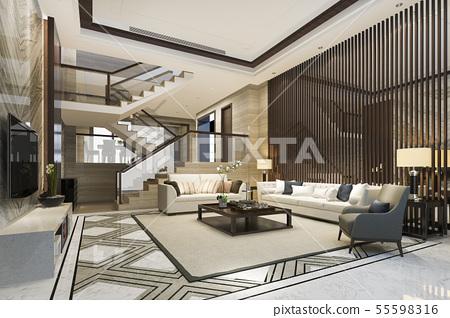 ood living room near bedroom upstair 55598316