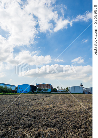 鄉間 countryside 田舎 いなか 郊區 郊外 こうがい suburbs 鄉野  55599959
