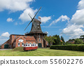 Pewsum Smock Mill with Mill Museum, Eastern Frisia 55602276