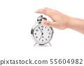 Turning off the alarm 55604982