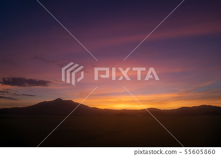 쓰쿠바 산 일출 55605860