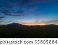 Sunrise at Mount Tsukuba 55605864