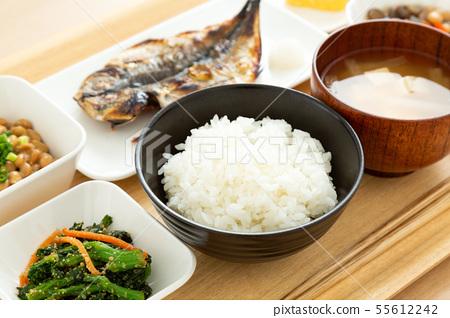 Japanese food 55612242