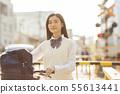 schoolgirl 55613441