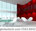 辦公室會議室(紅色) 55613642