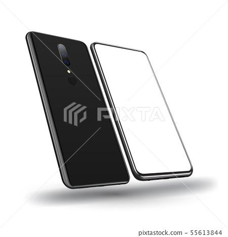 Smartphone mockups 55613844